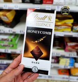 Lindt Honeycomb Dark