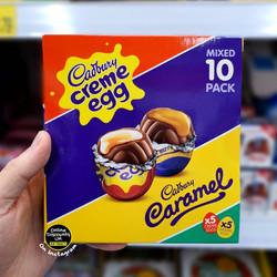 Cadbury Creme Egg Mixed 10 Pack