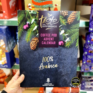 Sainsburys Coffee Pod Advent Calendar.jp
