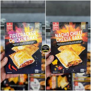 Firecracker Chicken Bake and Nacho Chill