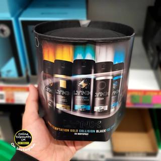 Lynx 5 Bodyspray Gift Set.jpg