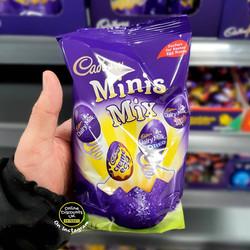 Cadbury Minis Mix Eggs