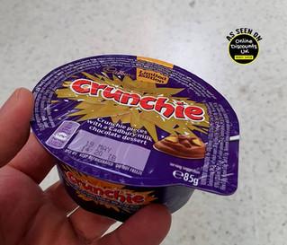 Limited Edition Cadbury Crunchie Dessert