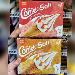 Walls Cornetto Soft Ice Creams