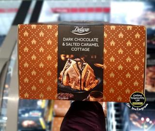 Lidl Dark Chocolate & Salted Caramel Cot