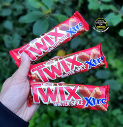 Limited Edition Twix Winter Spice Xtra