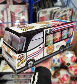 Pringles Team Bus