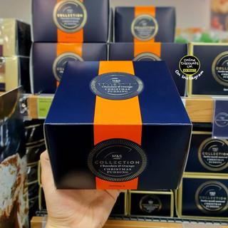 M&S Chocolate & Orange Christmas Pudding