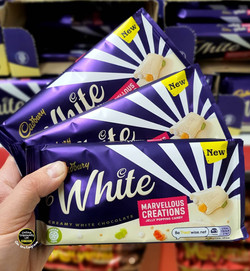 Cadbury White Marvellous Creations