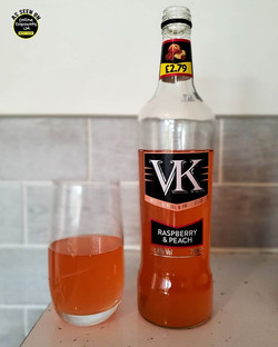 VK Raspberry & Peach