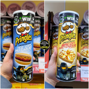 Pringles Limited Edition New York Hot Do