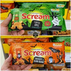 Soreen Scream Halloween Mini Loaves