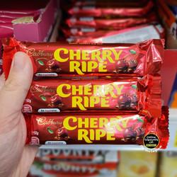 Cadbury Cherry Ripe Chocolate Bars