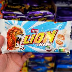 Lion Coconut Chocolate Bars