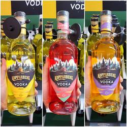 Kopparberg Vodka Range
