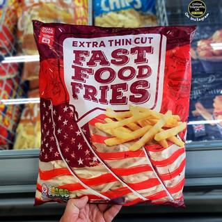 Iceland Extra Thin Cut Fast Food Fries.j