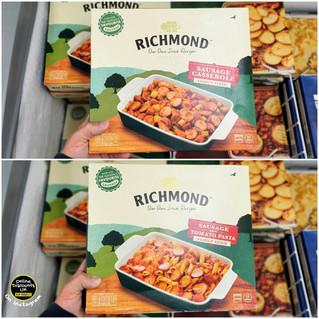 Richmond Sausage Casserole and Sausage a