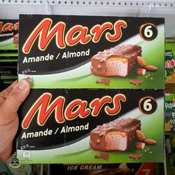 Mars Almond Ice Creams