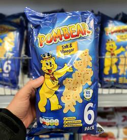 Pom-Bears Salt & Vinegar