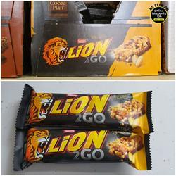 Lion 2 Go Peanut Bars