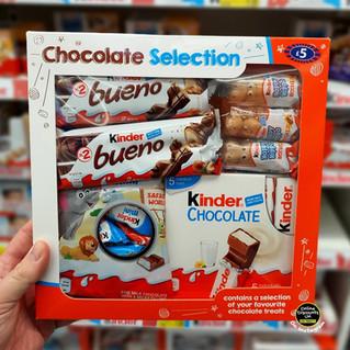 Kinder Selection Box B&M.jpg