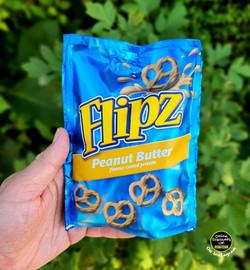 Flipz Peanut Butter