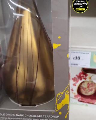 Cocoa et Co Teardrop Easter Egg.mp4