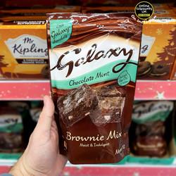 Galaxy Chocolate Mint Brownie Mix