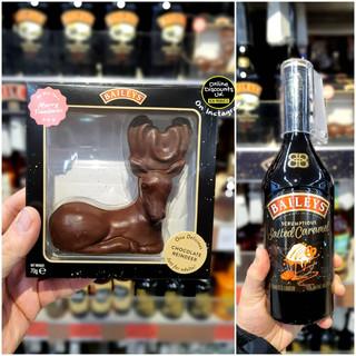Baileys Irish Cream Christmas Chocolate