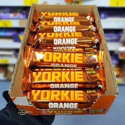 Yorkie Orange Chocolate Bars