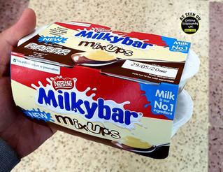 Milkybar Mixups Desserts