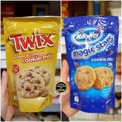 Twix and Magic Stars Cookie Mixes