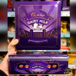 Cadbury Dairy Milk Chunks Tin