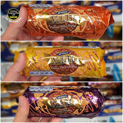 McVities V.I.B Biscuits