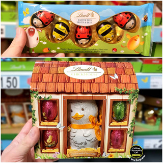 Lindt Bugs & Bees and Chickhouse.jpg