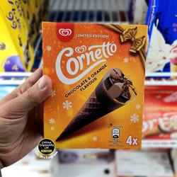 Limited Edition Cornetto Chocolate & Ora