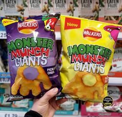 Walkers Monster Munch Giants