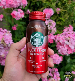 Starbucks Doubleshot Intenso with Milk