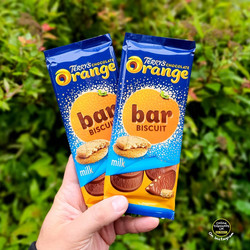Terry's Chocolate Orange Biscuit Bar