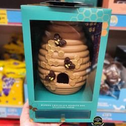 Aldi Beehive Easter Egg
