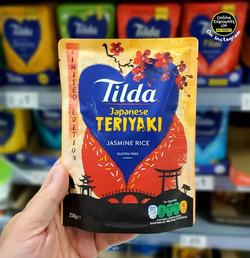 Tilda Japanese Teriyaki Jasmine Rice