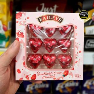 Baileys Strawberries & Cream Loveheart C