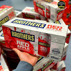 Brothers Red Apple English Cider