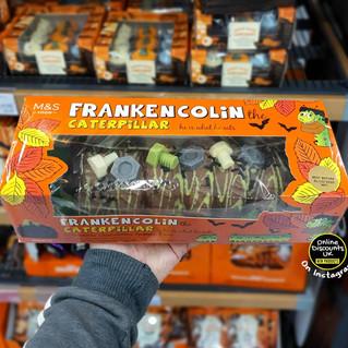 M&S Frankencolin Caterpillar Cake.jpg