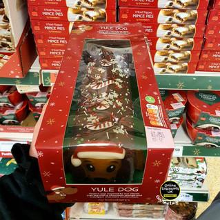 Chocolate Yule Dog Sainsburys.jpg