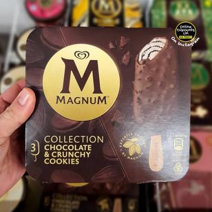 Magnum Chocolate & Crunchy Cookies Ice C