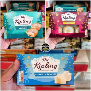 Mr Kipling Festive Bakewells, Fancies an
