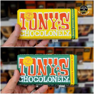 Tony's Chocolonely Almond Honey and Haze