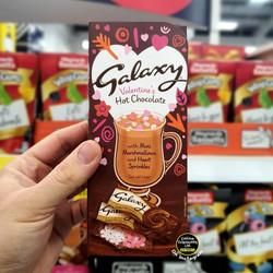 Galaxy Valentines Hot Chocolate