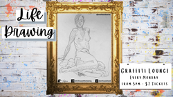 Website - Life Drawing, sketchy's & comedy